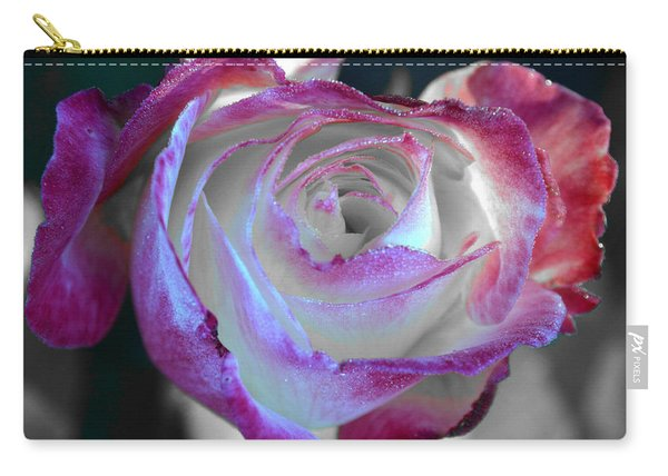 Dewy Rose Carry-all Pouch