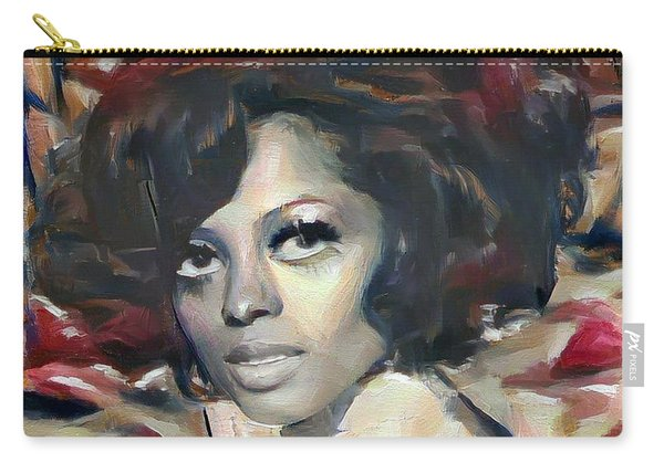 Diana Ross Carry-all Pouch
