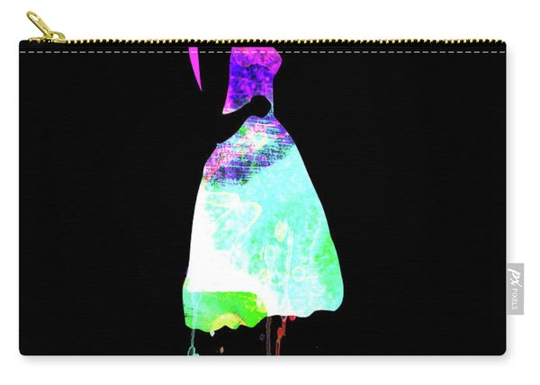 Diana Watercolor II Carry-all Pouch
