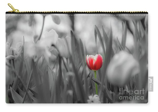 Carry-all Pouch featuring the photograph Different by Dheeraj Mutha