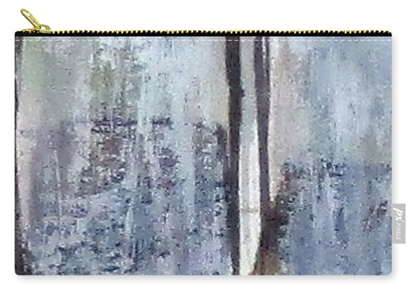 Digital Abstract N13. Carry-all Pouch