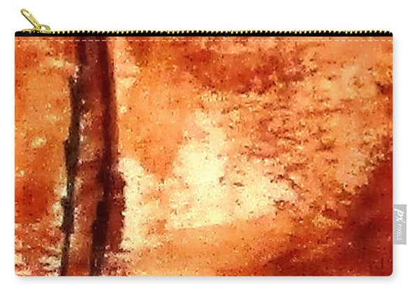 Digital Abstract No9. Carry-all Pouch