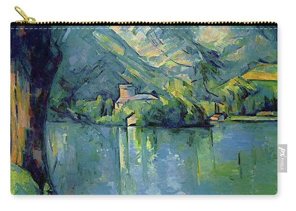 Lake Annecy - Digital Remastered Edition Carry-all Pouch