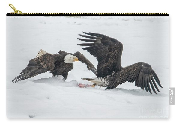 Dinner Battle Carry-all Pouch