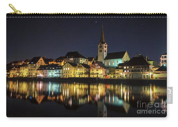 Dissenhofen On The Rhine River Carry-all Pouch