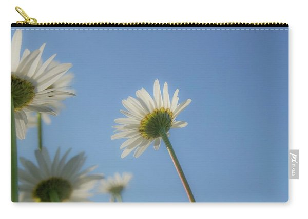 Distracted Daisies Carry-all Pouch