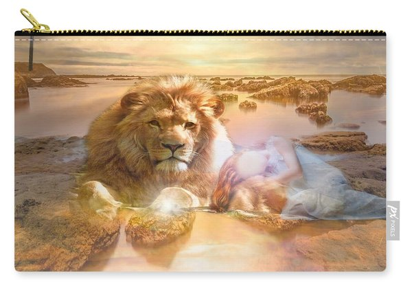 Divine Rest Carry-all Pouch