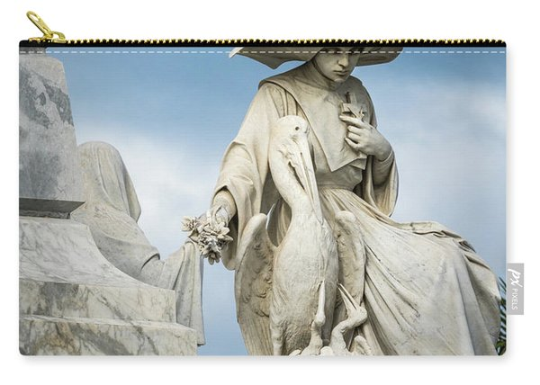 Do Not Forget Me Carry-all Pouch