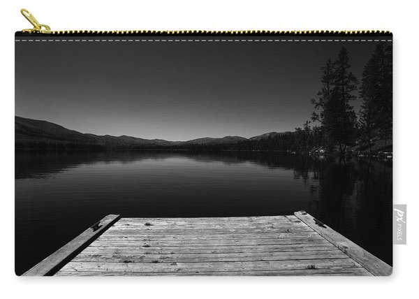 Dock At Dusk Carry-all Pouch