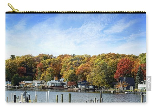 Dockside View Carry-all Pouch