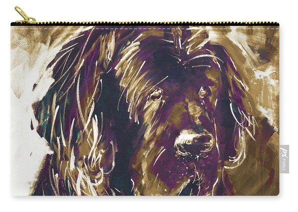 Dog Art  Carry-all Pouch