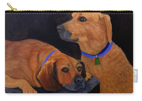 Dog Love Carry-all Pouch