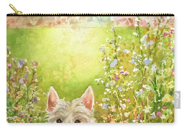 Doggie Heaven Carry-all Pouch