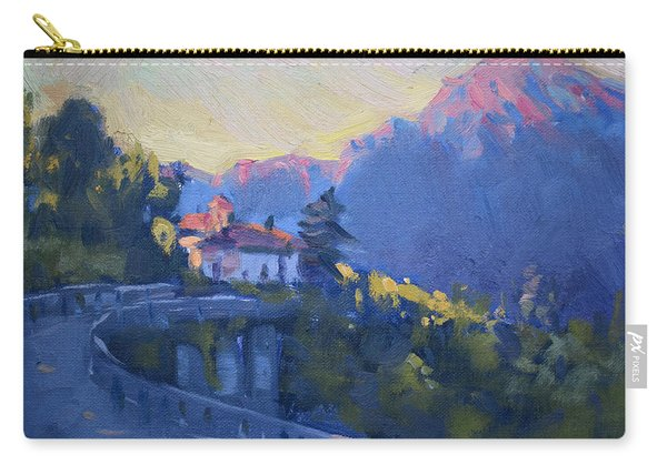 Dolomites Italy Carry-all Pouch