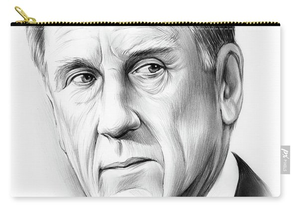 Donald Moffat Carry-all Pouch