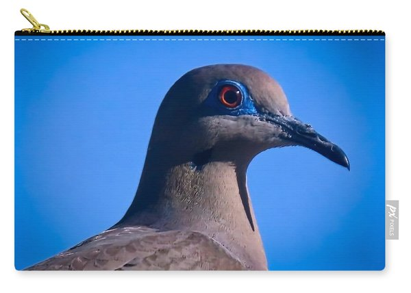Don't It Make My Brown Eyes Blue Carry-all Pouch