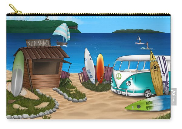 Door County Beaches Carry-all Pouch