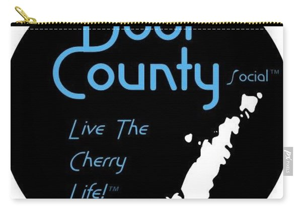 Door County Icon Carry-all Pouch