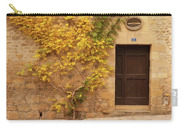 Doorway, Sarlat, France Carry-all Pouch