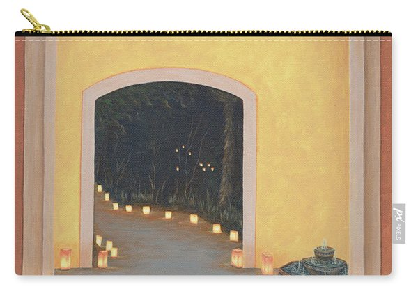 Doorway To The Festival Of Lights Carry-all Pouch