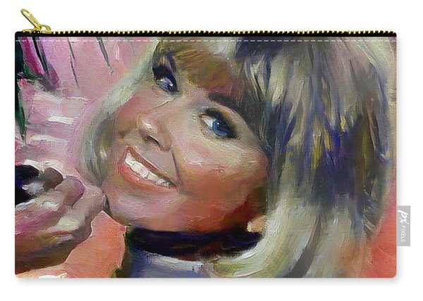 Doris Day Carry-all Pouch