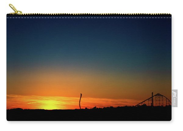 Dorney Park Sunset Carry-all Pouch