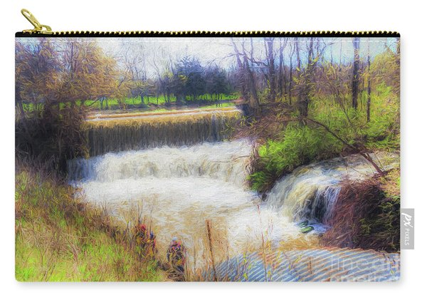 Double Falls Carry-all Pouch