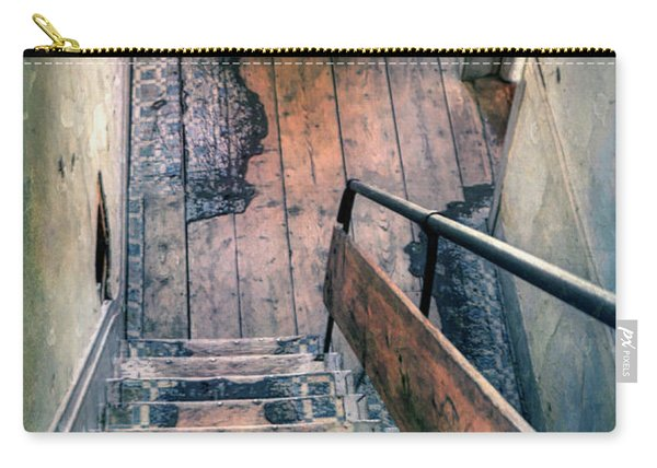 Down The Stairs Carry-all Pouch