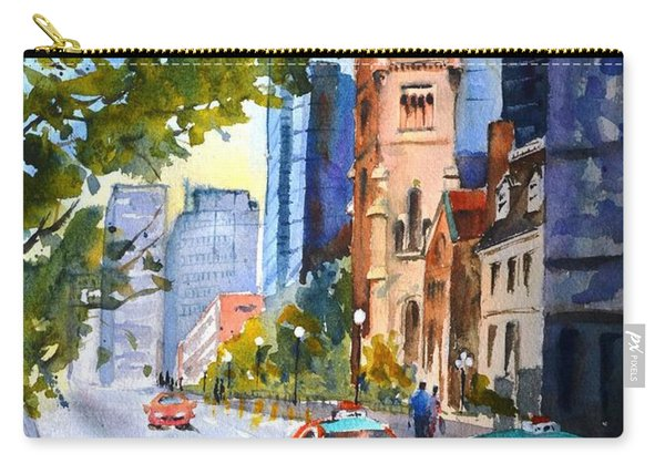 Downtown Toronto Carry-all Pouch