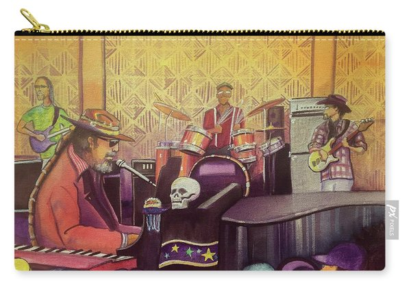 Dr John At Lake Dillon Amphitheater Carry-all Pouch
