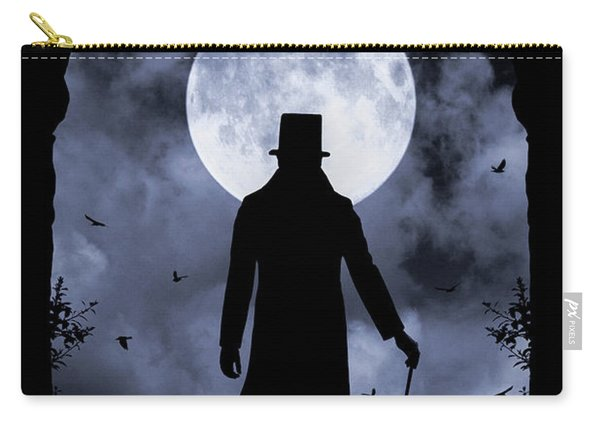 Dracula Returns Carry-all Pouch