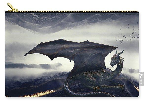 Dragon Landscape Carry-all Pouch
