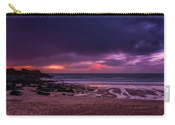 Dramatic Sky At Porthmeor Carry-all Pouch
