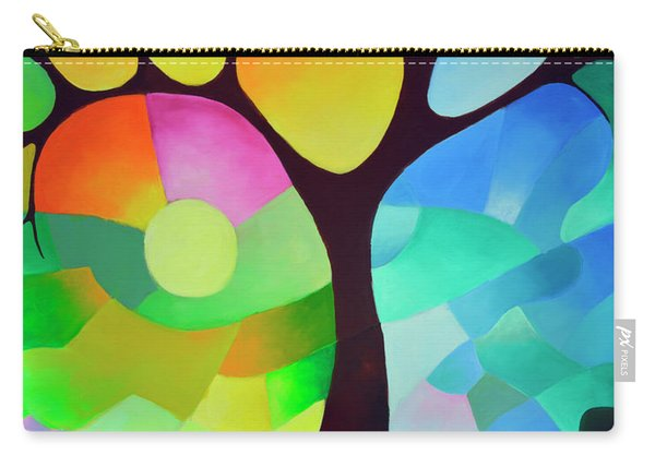 Dreaming Tree Carry-all Pouch
