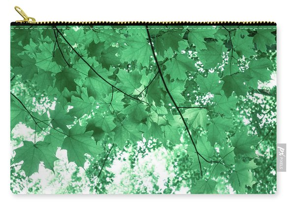Dreams Of Summer In Paolo Veronese Green Carry-all Pouch