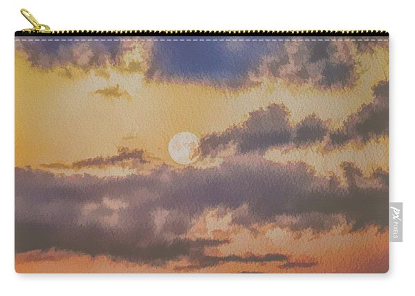 Dreamy Moon Carry-all Pouch
