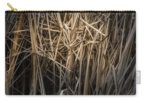 Dried Wild Grass II Carry-all Pouch