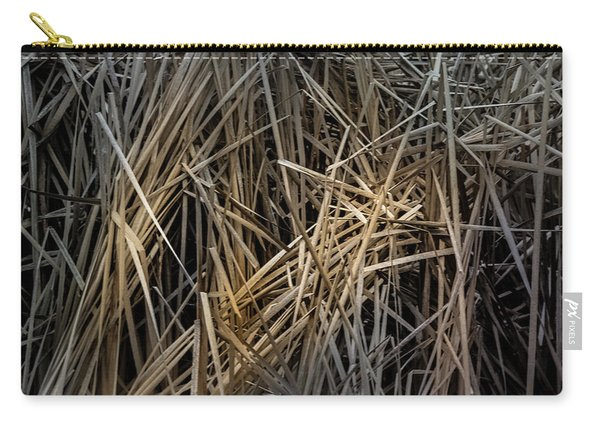 Dried Wild Grass IIi Carry-all Pouch