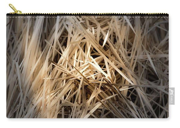 Dried Wild Grass I Carry-all Pouch