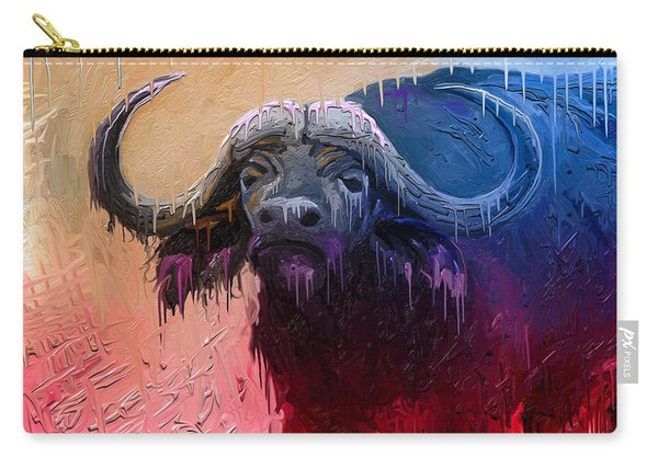 Dripping Buffalo Carry-all Pouch