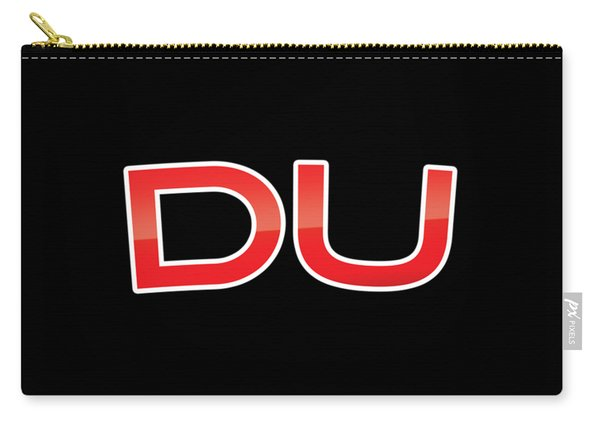 Du Carry-all Pouch