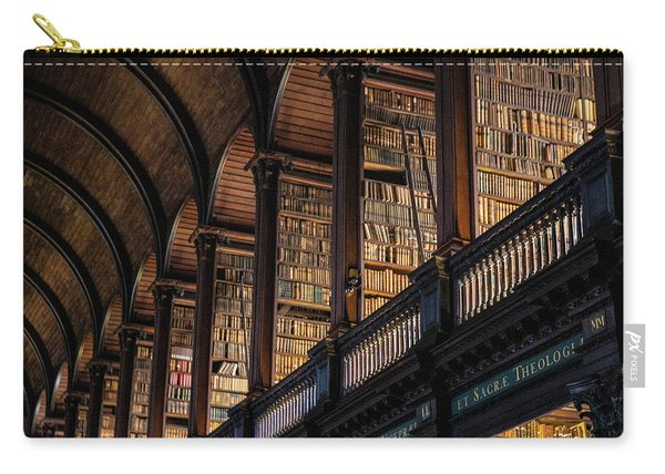 Dublin Trinity College  Carry-all Pouch