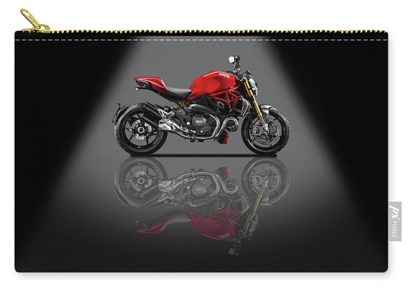 Ducati Monster 696 Spotlight Carry-all Pouch