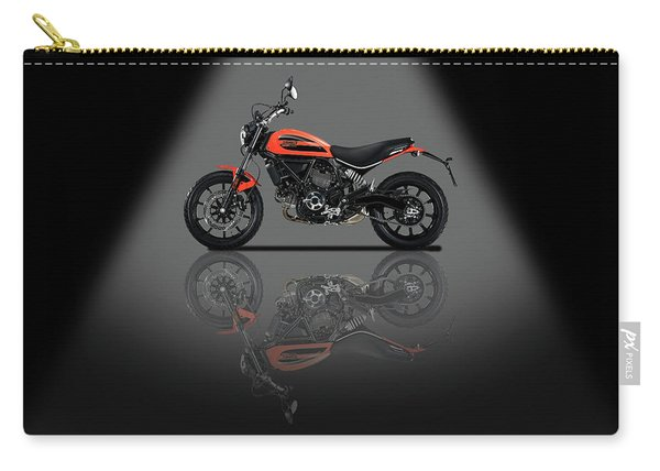 Ducati Scrambler Spotlight Carry-all Pouch