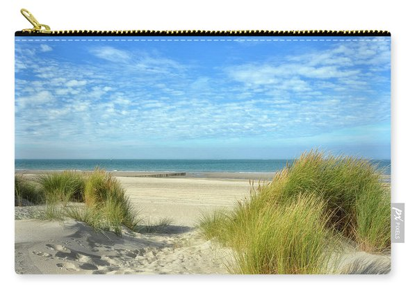 Dunes-day In October Carry-all Pouch
