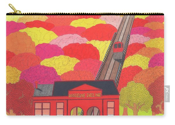 Duquesne Incline Carry-all Pouch