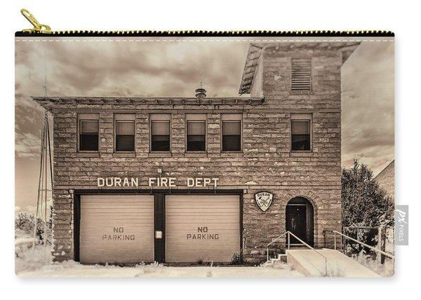 Duran Fire Dept Carry-all Pouch