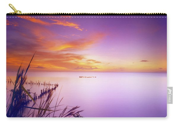 Dusk At Waterloo, Trinidad Carry-all Pouch