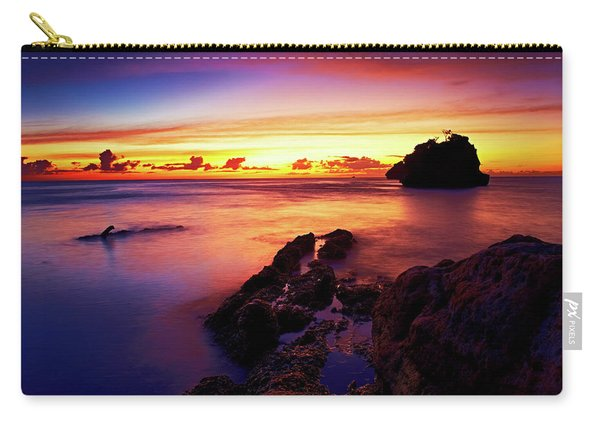 Dusk, Columbus Bay Carry-all Pouch