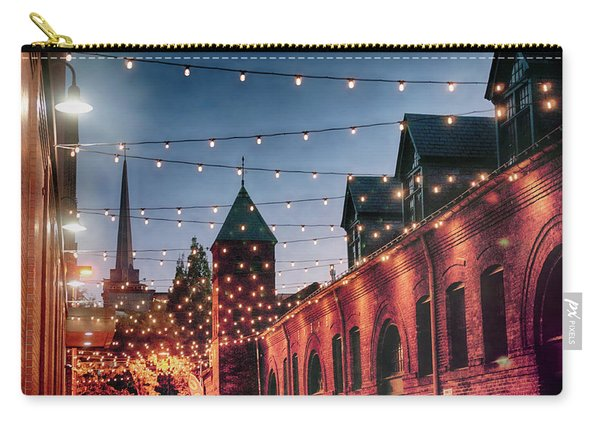 Dusk Lights Carry-all Pouch